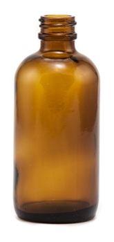 Amber Glass Dropper Bottles Wholesale - 4 oz Boston Round 4 oz Amber Glass Boston Round Dropper Bottles protect UV-sensitive Liquids. Good for pharmaceuticals, nutraceuticals, tinctures, oils and any other light-sensitive liquids. FDA compliant