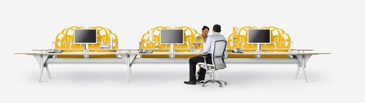 Zenith Interiors: Hum Conventional Workstation, office, corporate