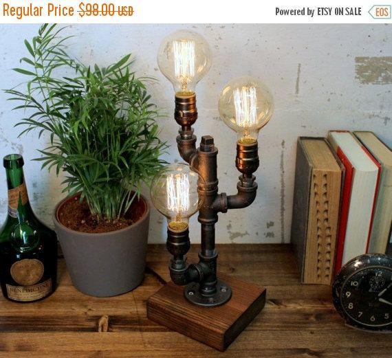 1000 id es propos de clairage rustique sur pinterest luminaires rustiques clairage. Black Bedroom Furniture Sets. Home Design Ideas