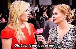 Kate Winslet Makes It Perfectly Clear Once Again That Leonardo DiCaprio Is Her Main Man: You know that's right.