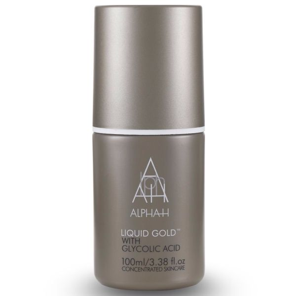 Alpha H Liquid Gold. Use every second night. Transforms skin.