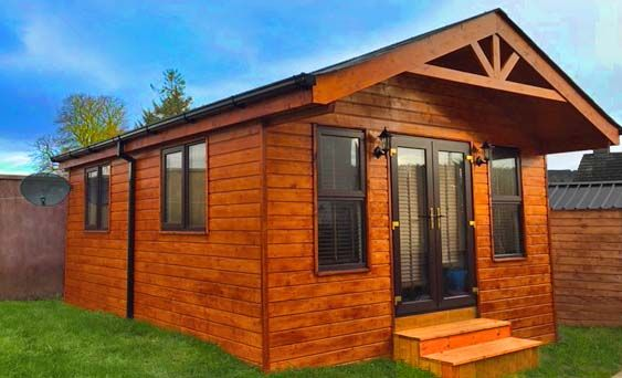 Irish Woodstyle are the main company recommended for Home Offices, Garden Rooms, Log Cabins, Granny Flats in Dublin Ireland. Near Ashbourne and Ratoath.