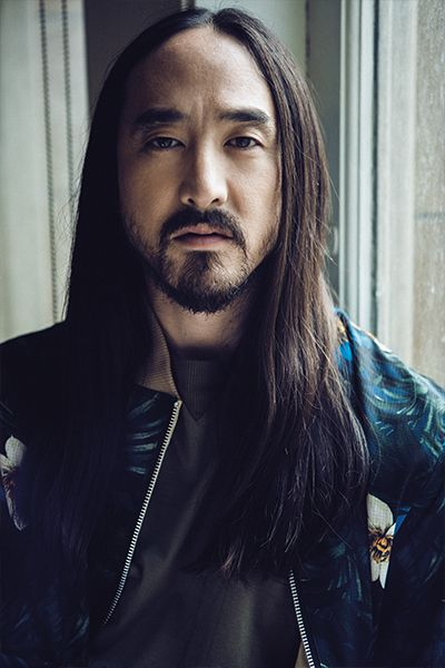 STEVE AOKI | American electro house musician, record producer, DJ and executive.