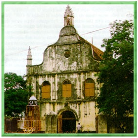 Hundreds of years old!!! The Portuguese fame St. Francis Church  Fort Kochi, Kerala