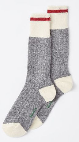 Roots Cabin sock pack