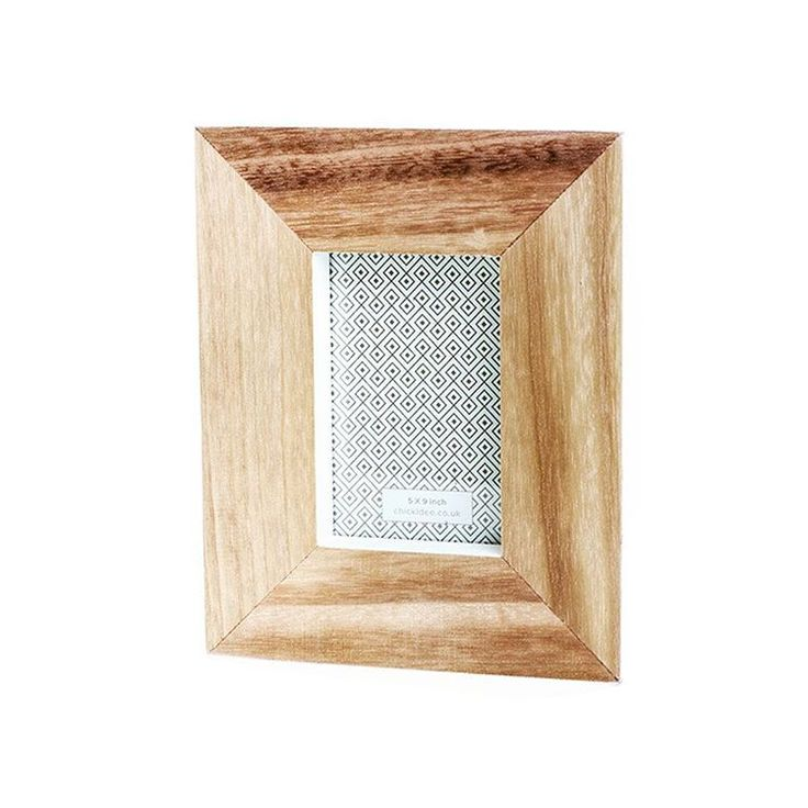 Deeelightful new photo frame from Chickidee available at the mayo. Chunky wood to frame those treasures! #home #frame #decor #homewares #interiordesign
