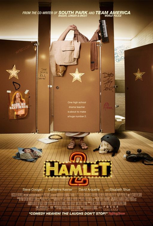Hamlet 2 Movie Poster 2008