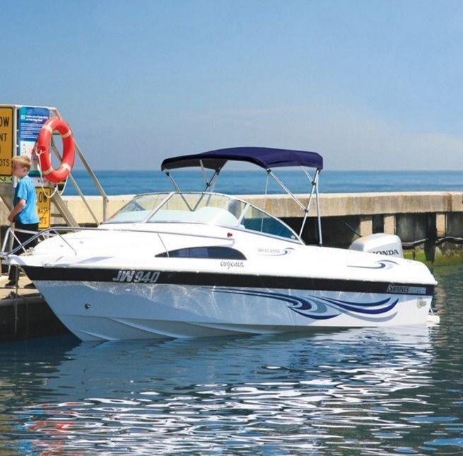 Biminipaket - Motorbåtar