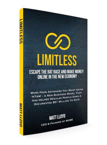 limitless Matt Lloyd free-book