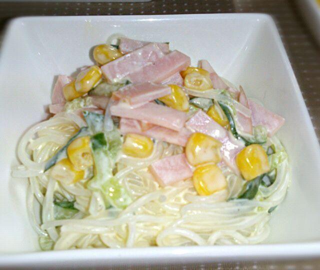 俺のリクエストなんです(^^)v - 24件のもぐもぐ - 春雨サラダ by patoriotte