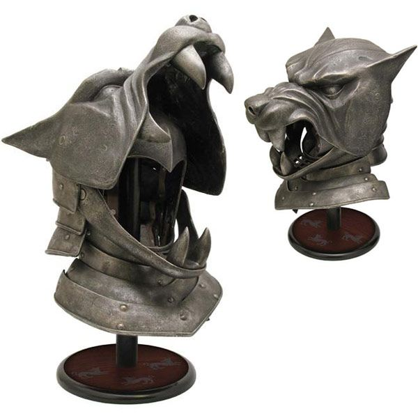 Game Of Thrones – The Hound's Helm