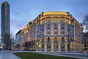 Renovated '30s Landmark Reopens in Milan