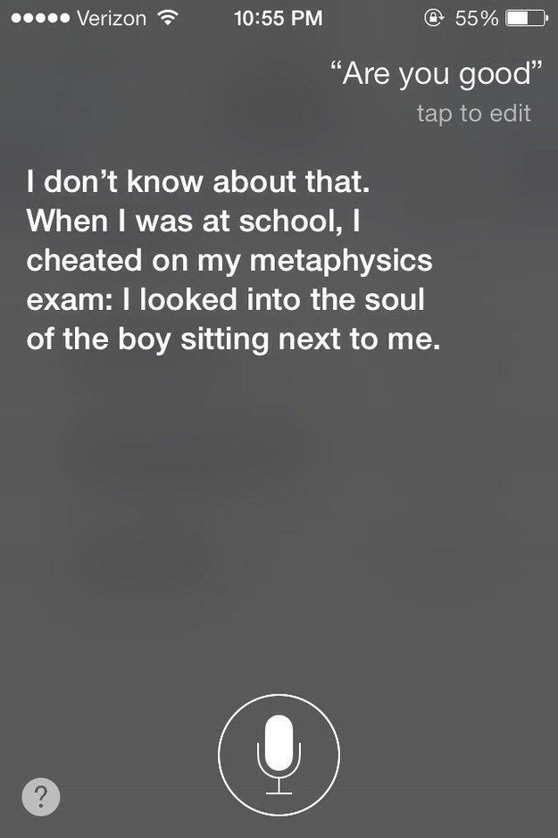 "When a simple ""Meh"" would have sufficed. 