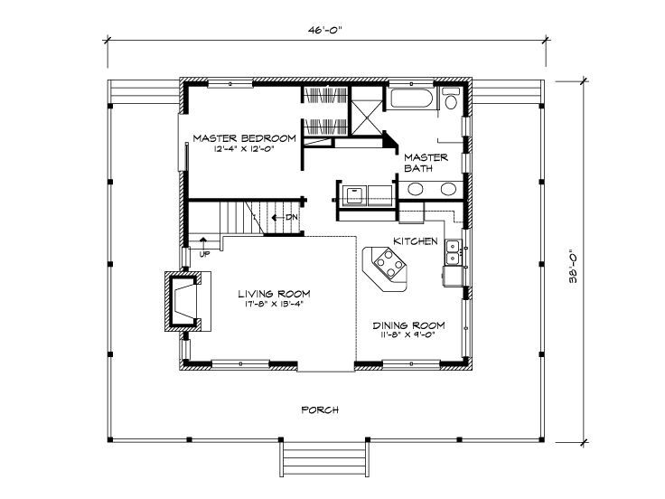 353 best house plans under 2000 sq ft images on pinterest for 2000 sq ft log home plans