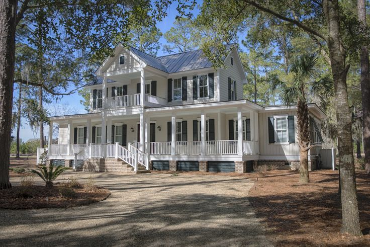 Low Country Architecture With Low Country Style Home   Future Home   Pinterest