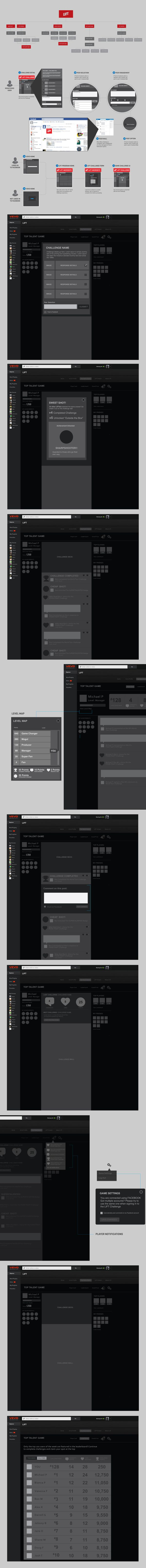 Social Content Curation Challenge by- Pons Creative Group #Content #UI #UX #Design