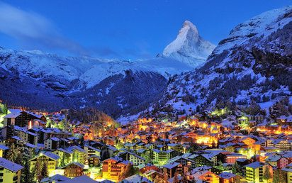 This Is the Best Ski Resort in the Alps, According to Travelers | Travel + Leisure