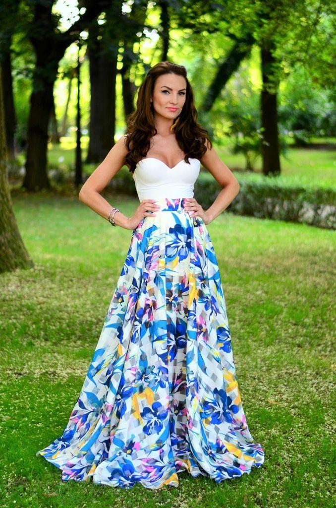 Fairytale maxi dress