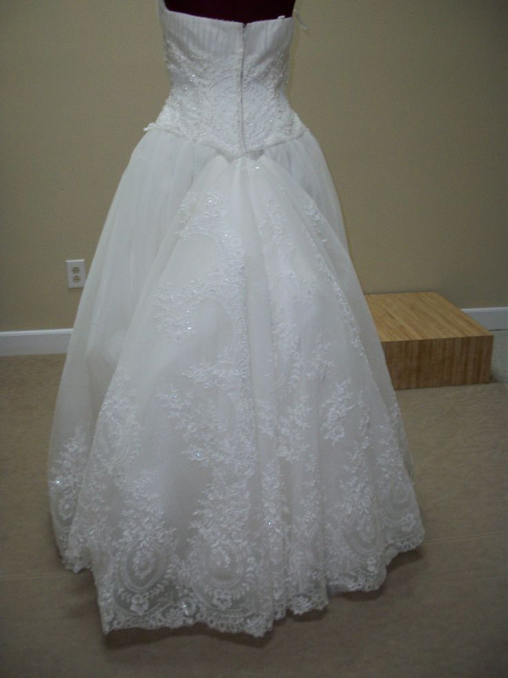 another bustle that might look nice with my dress