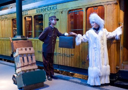 Museo del Ferrocarril - Het Spoorwegmuseum en Utrecht (Holanda)