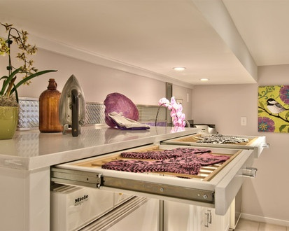 Total Spaces Design, Traditional Laundry Room, Seattle