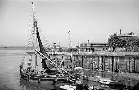 Bawley Bay, Gravesend, Kent.