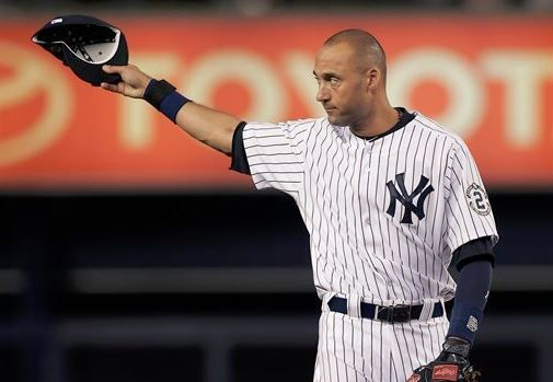 jeter earned right to - photo #19