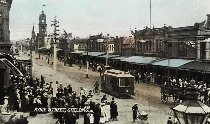 Images of Geelong from the past show residents persistence of the vision – FashionPro.info