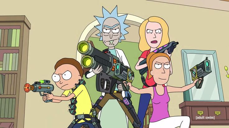 The Rick and Morty Season 2 Trailer Has Been Released — I'm Not Going To Watch It, But I'm Sure It's GREAT
