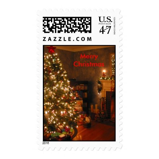747 best Christmas Cards Stickers Postage Stamps images on ...