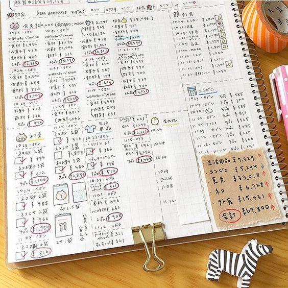 yuikake 家計簿 \u2081\u2080\u2082\u2083 , \u2081\u2081\u2082\u2084 〆 ✩\u20db 本日〆日!お疲れ様で