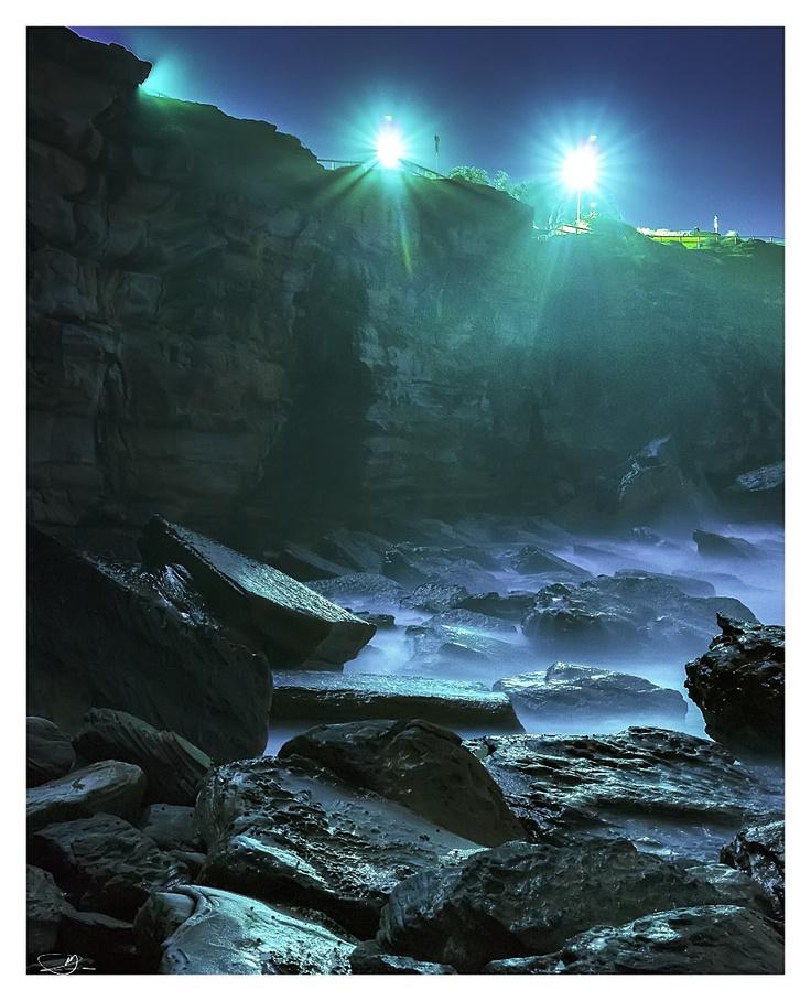 Cliffs of Coogee II by mdomaradzki.deviantart.com on @deviantART