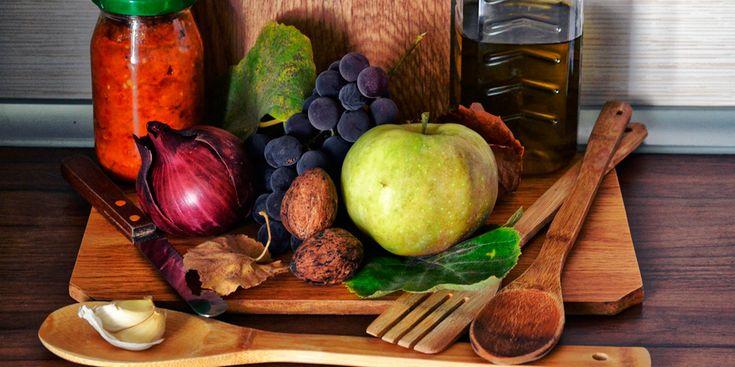 El otoño nos ofrece un gran abanico de alimentos con innumerables beneficios para el organismo, ¡toma nota de ellos y que no falten en tu despensa!