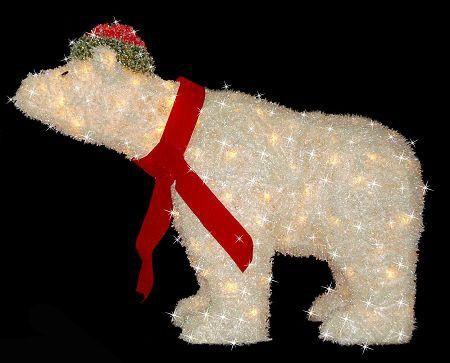 45 best Polar Bear Christmas images on Pinterest   Polar bear ...