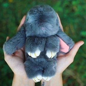 2016 New Rex Furs Rabbit Plush Toys Key Ring Keychain Pendant Bag Car Charm Tag Cute Mini Rabbit Toy Doll Real Fur Monster #>=#>=#>=#>=#> Click on the pin to check out discount price, color, size, shipping, etc. Save and like it!