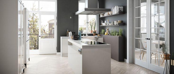 SieMatic Urban-keukenconcept via Plieger - Product in beeld - Startpagina voor keuken ideeën | UW-keuken.nl