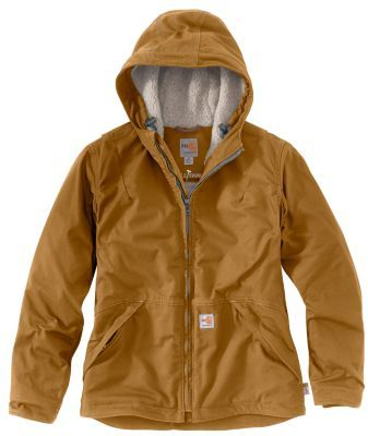 3651dd8210001 Mobile Product: Carhartt® Women's Weathered Duck Wesley Coat : Cabela's