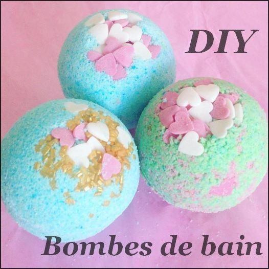 [DIY] Réaliser des bombes de bain