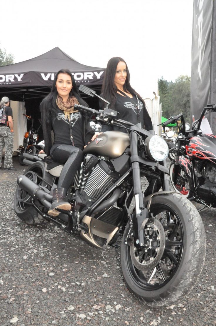 Victory Motorcycles Riders Showcase Custom Creations At