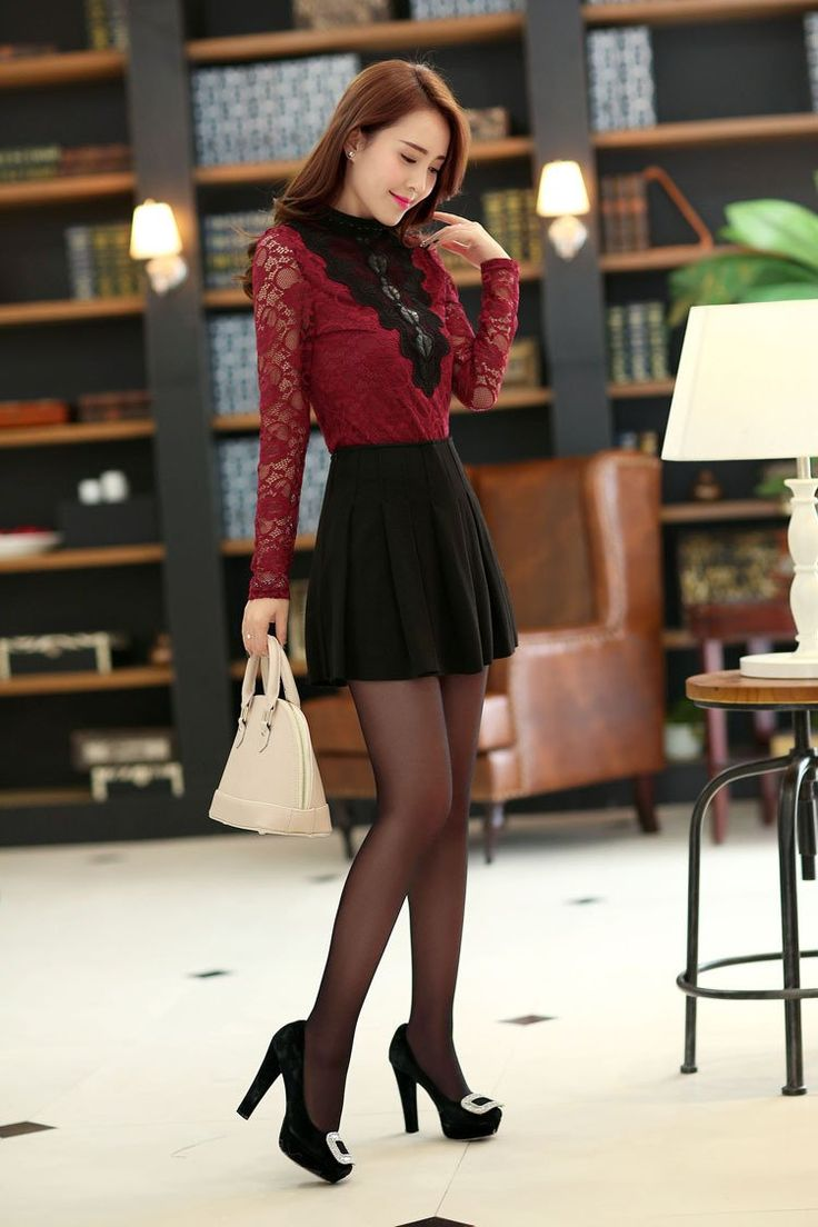 72 Best Images On Pinterest Brooches Brown Hair And Female Magnolia Wrap Tie Shirt Wanita Putih Elegant Long Sleeve Lace Blouse With Round Neck Yrb0635
