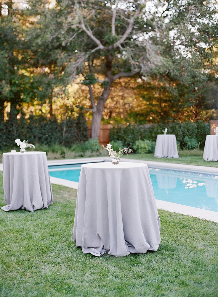 Best 25+ Backyard wedding pool ideas on Pinterest | Pool ...