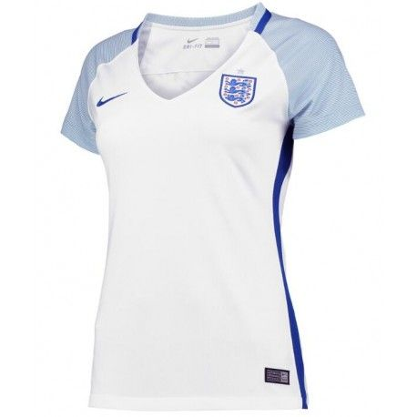 Maillot Angleterre Euro Femme 2016 Domicile