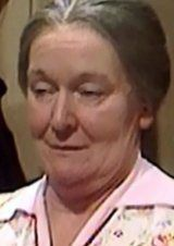 Mrs Edna Hall - Mary Hignett. Tricks Of The Trade. Series 2 Episode 7. Original Transmission Date - Saturday 4th November 1978. #AllCreaturesGreatAndSmall #JamesHerriot #YorkshireDales.