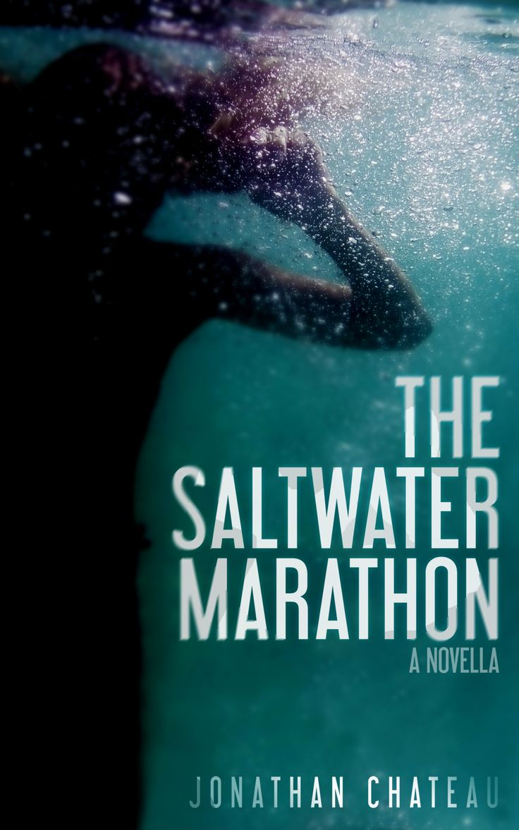 These are some of the elements and themes from up forthcoming novella the saltwater marathon