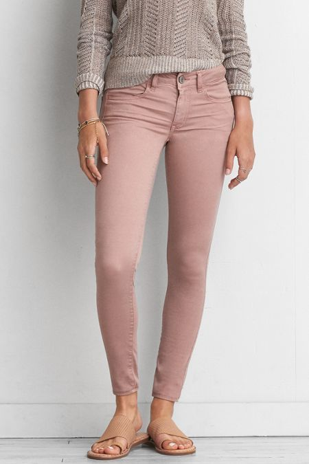 American Eagle Outfitters AEO Twill X Jegging (Jeans)