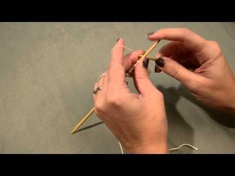 ▶ Double Knitting Method - YouTube