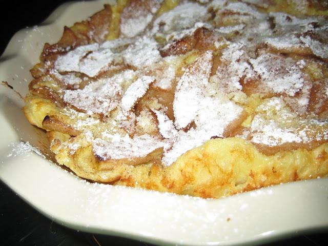 dutch apple pancake | Favorite Recipes | Pinterest