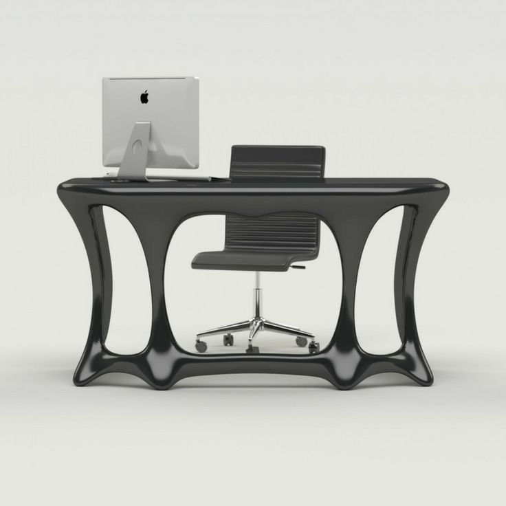 Inspired by the famous house of which it takes its name, the Batllò desk wants to recall the house's imaginative and soft lines, as its dreamlike atmosphere. It was born to become the unconditional protagonist of houses and offices. #officefurniture