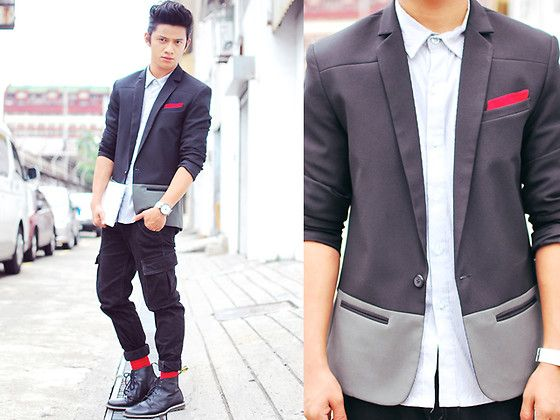 Funky Blazers For Men - Hardon Clothes
