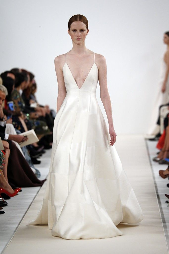 Valentino Sala Bianca 945 Haute Couture - let it all hang out!